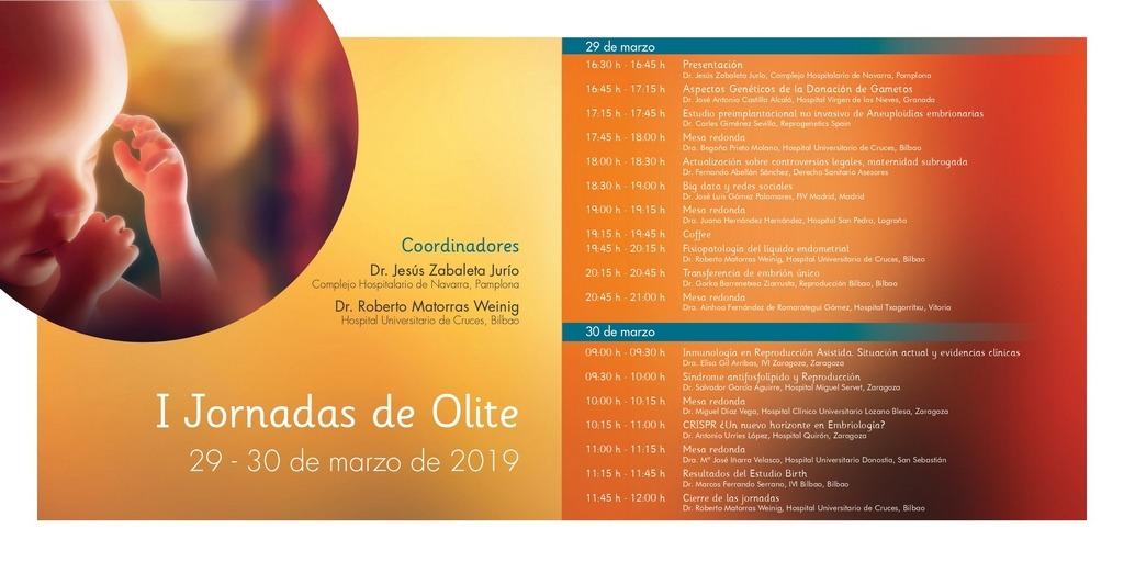 I Jornadas de Olite sobre Medicina Reproductiva - Reproduccion Bilbao (2)