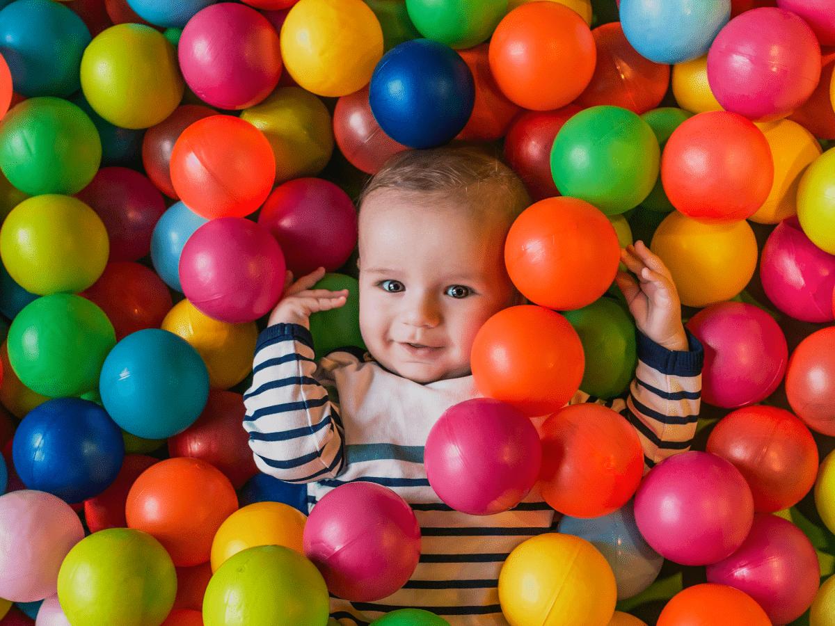 Bebés arcoiris